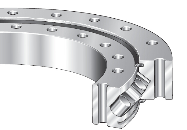 INA crossed roller bearing Series XSU and XU (Without Gear Teeth Type)