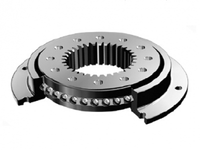 Four Point Contact Ball Slewing Bearing Light Series(Internal Gear Type)