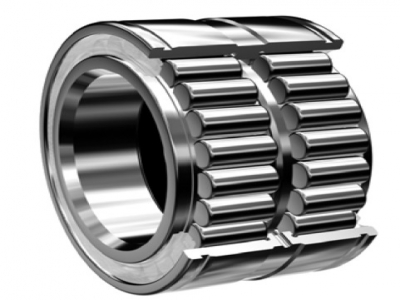 Double Row Full Complement Cylindrical Roller Bearings with snap groove on the outer ring and double seals