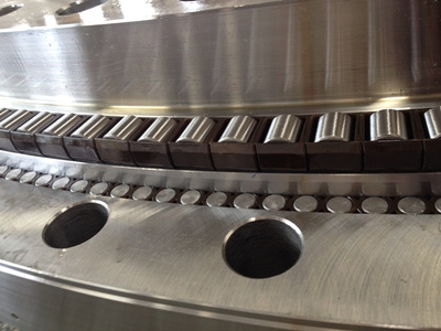 Three-row Cylindrical Roller Slewing Bearing