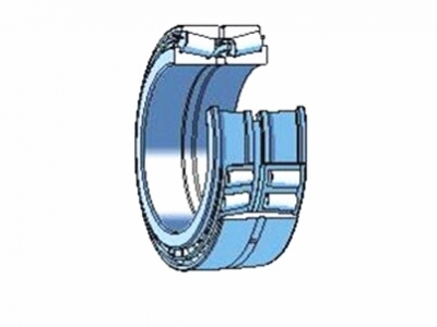 Double Row Tapered Cylindrical Roller Bearings(With Metric Inch)