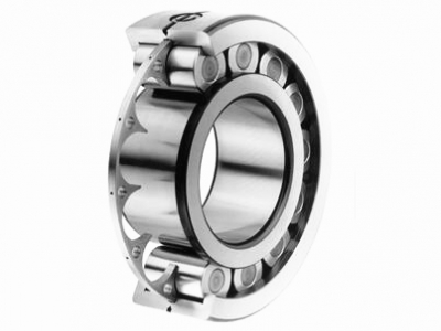 Single Row Full Complement Cylindrical Roller Bearings with Disc Cage